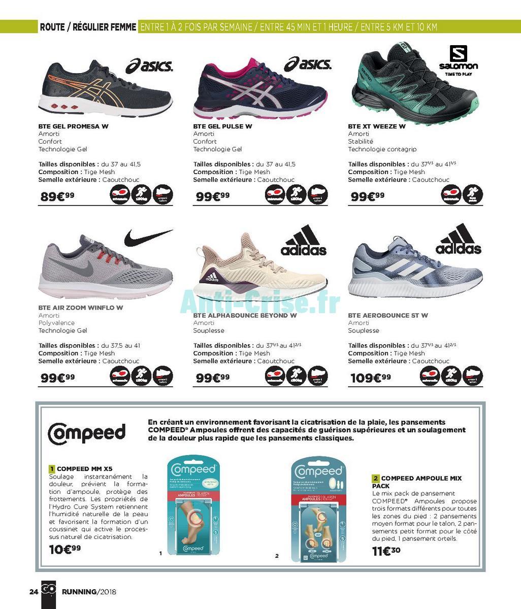 septembre2018 Catalogue Go Sport du 28 avril au 21 septembre 2018 (Running) (24)