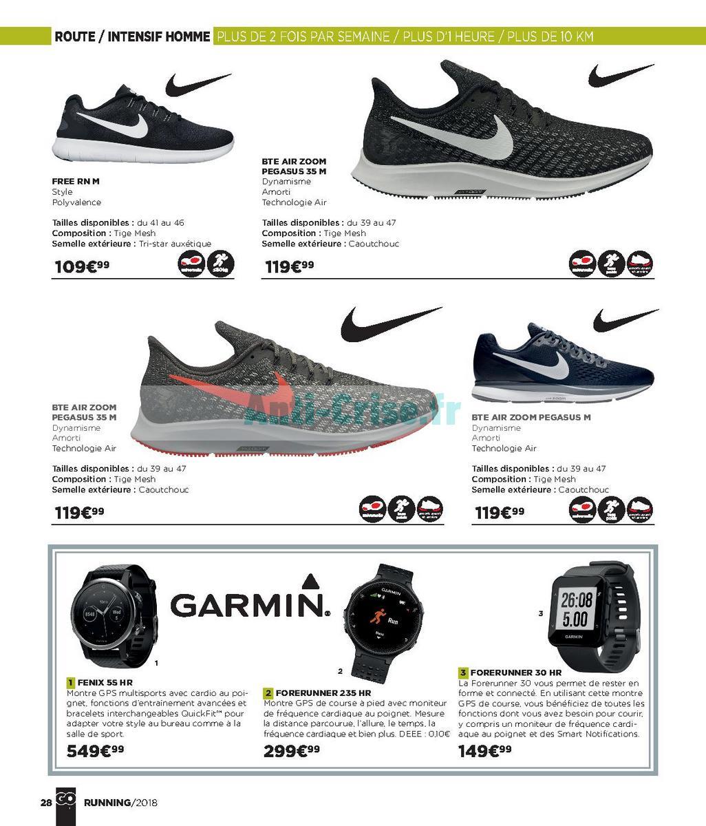 septembre2018 Catalogue Go Sport du 28 avril au 21 septembre 2018 (Running) (28)