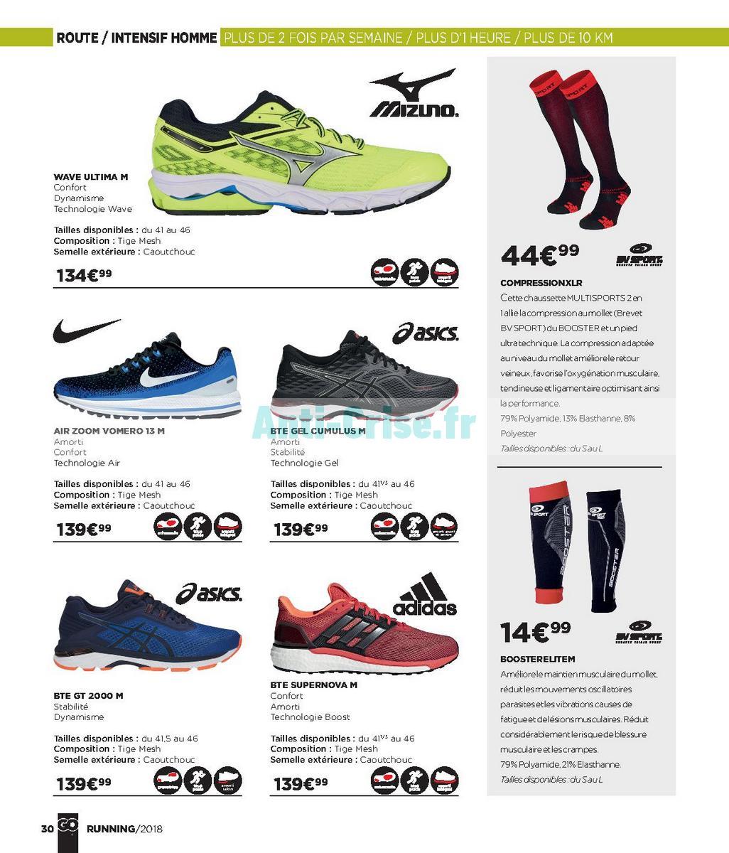 septembre2018 Catalogue Go Sport du 28 avril au 21 septembre 2018 (Running) (30)