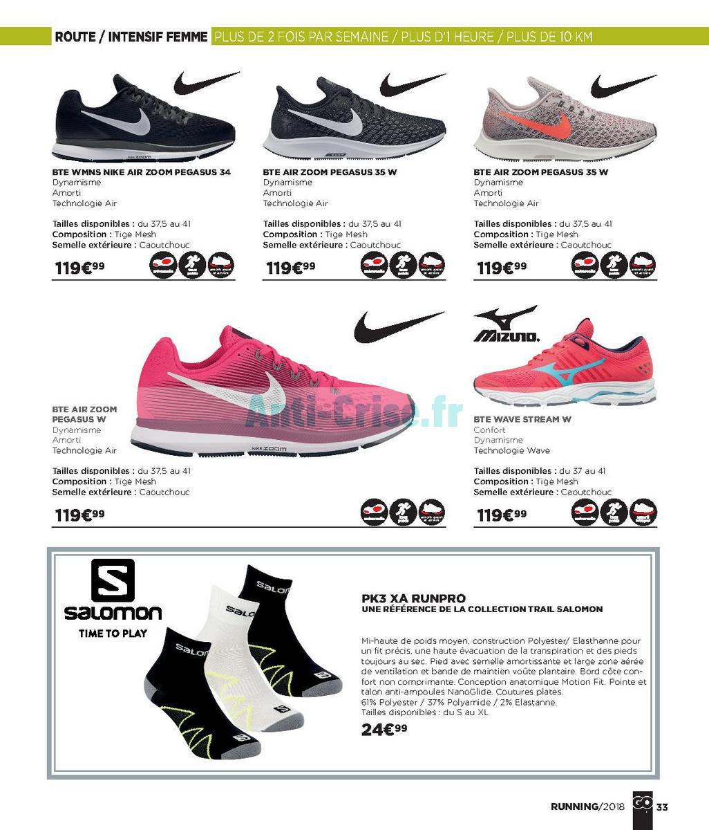 septembre2018 Catalogue Go Sport du 28 avril au 21 septembre 2018 (Running) (33)