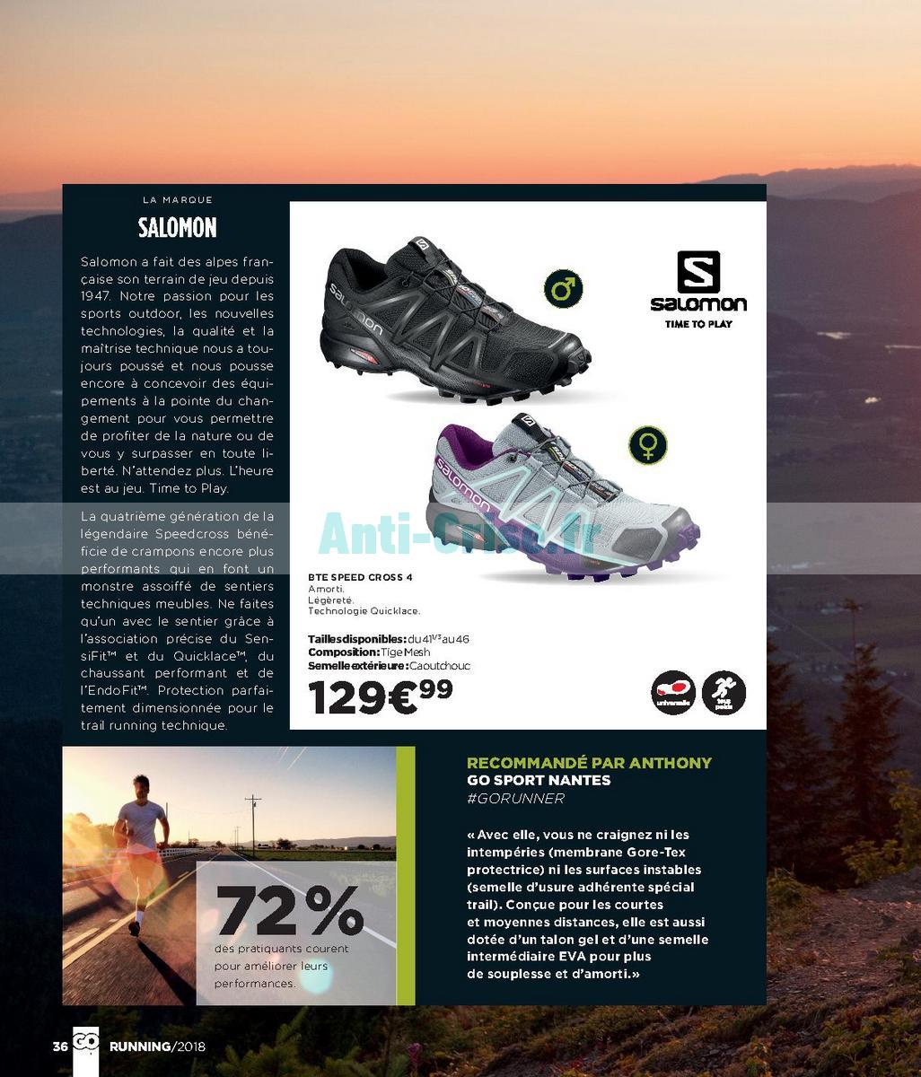 septembre2018 Catalogue Go Sport du 28 avril au 21 septembre 2018 (Running) (36)