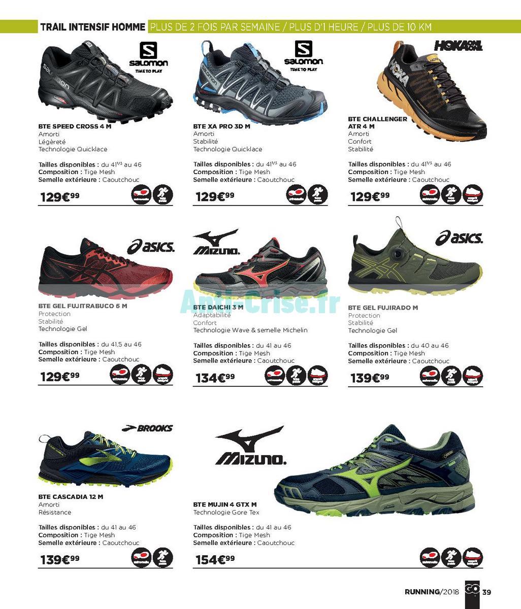 septembre2018 Catalogue Go Sport du 28 avril au 21 septembre 2018 (Running) (39)