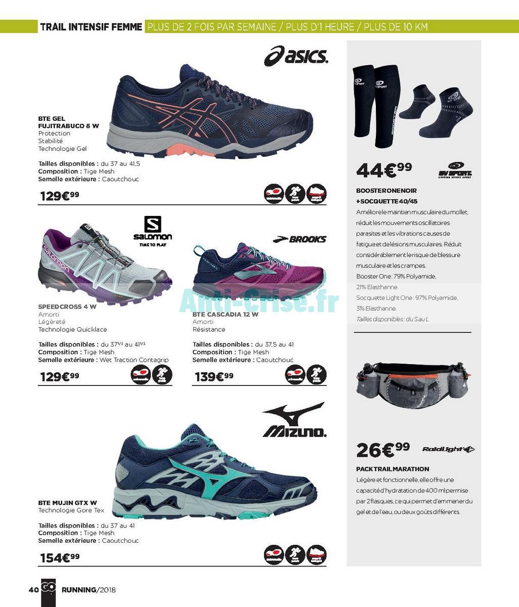septembre2018 Catalogue Go Sport du 28 avril au 21 septembre 2018 (Running) (40)