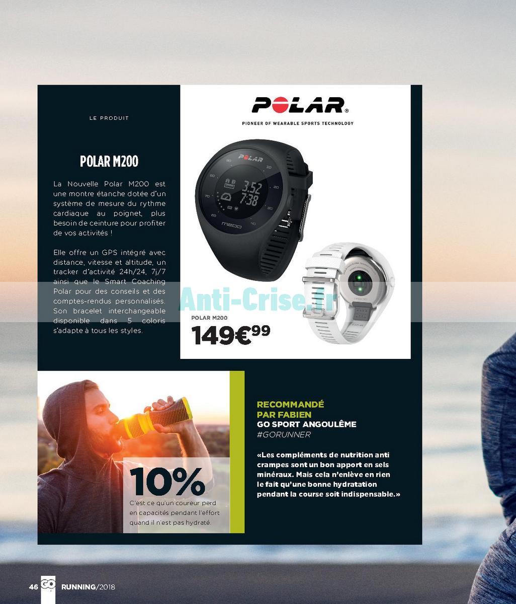 septembre2018 Catalogue Go Sport du 28 avril au 21 septembre 2018 (Running) (46)