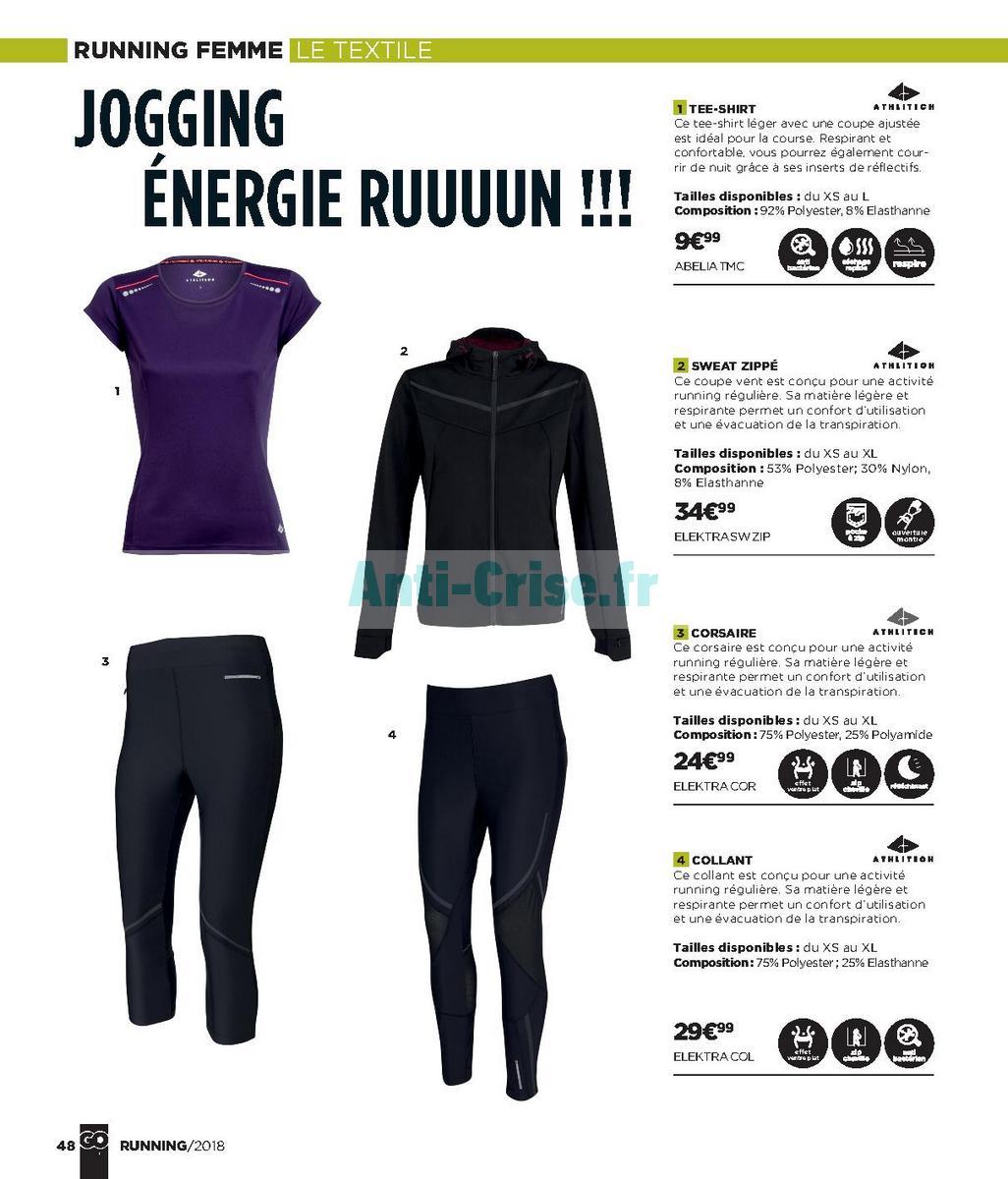 septembre2018 Catalogue Go Sport du 28 avril au 21 septembre 2018 (Running) (48)