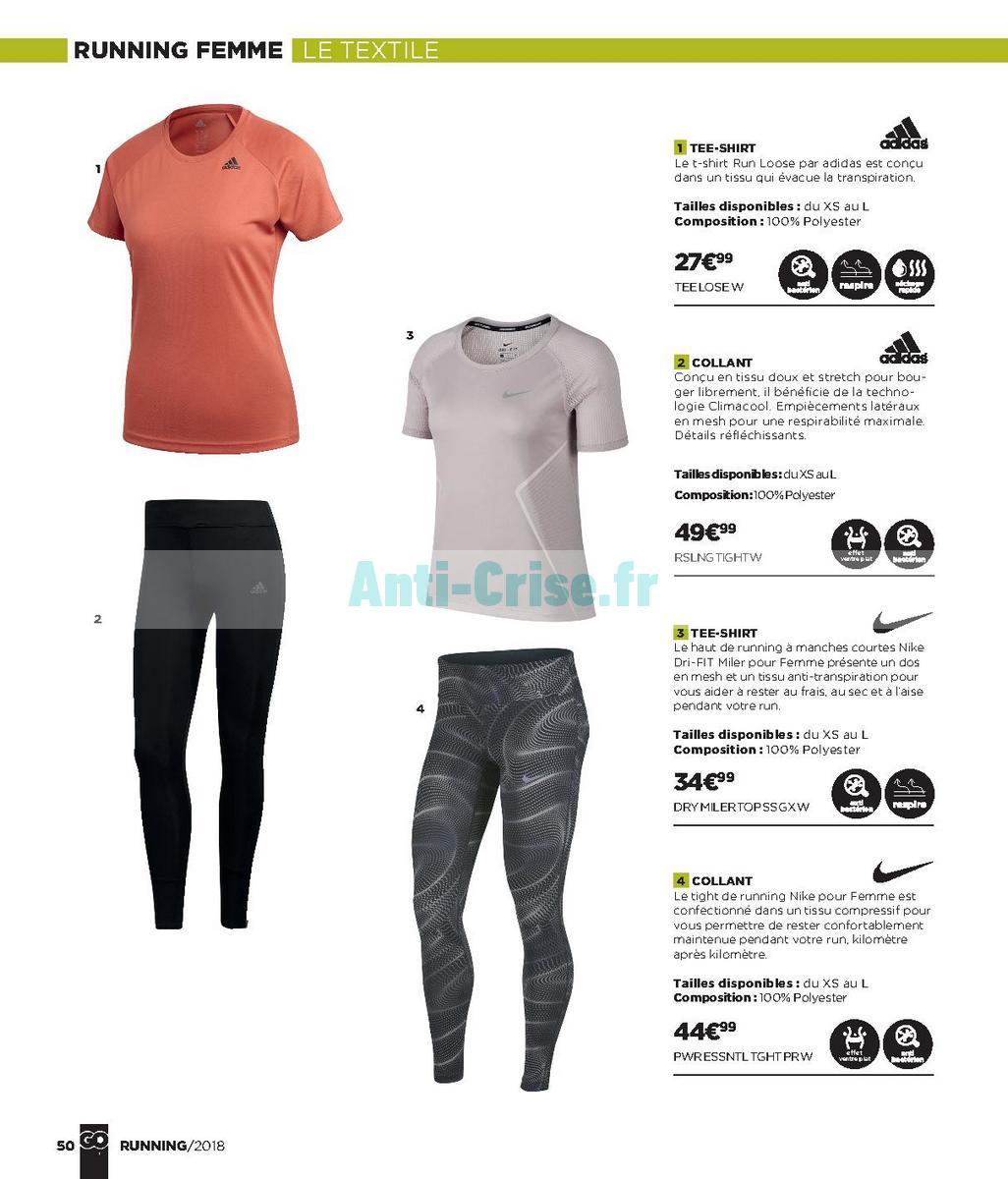 septembre2018 Catalogue Go Sport du 28 avril au 21 septembre 2018 (Running) (50)