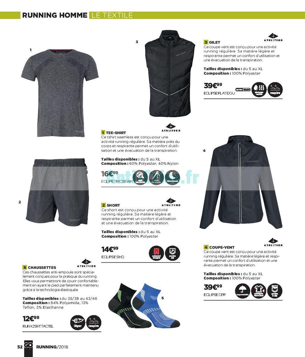 septembre2018 Catalogue Go Sport du 28 avril au 21 septembre 2018 (Running) (52)