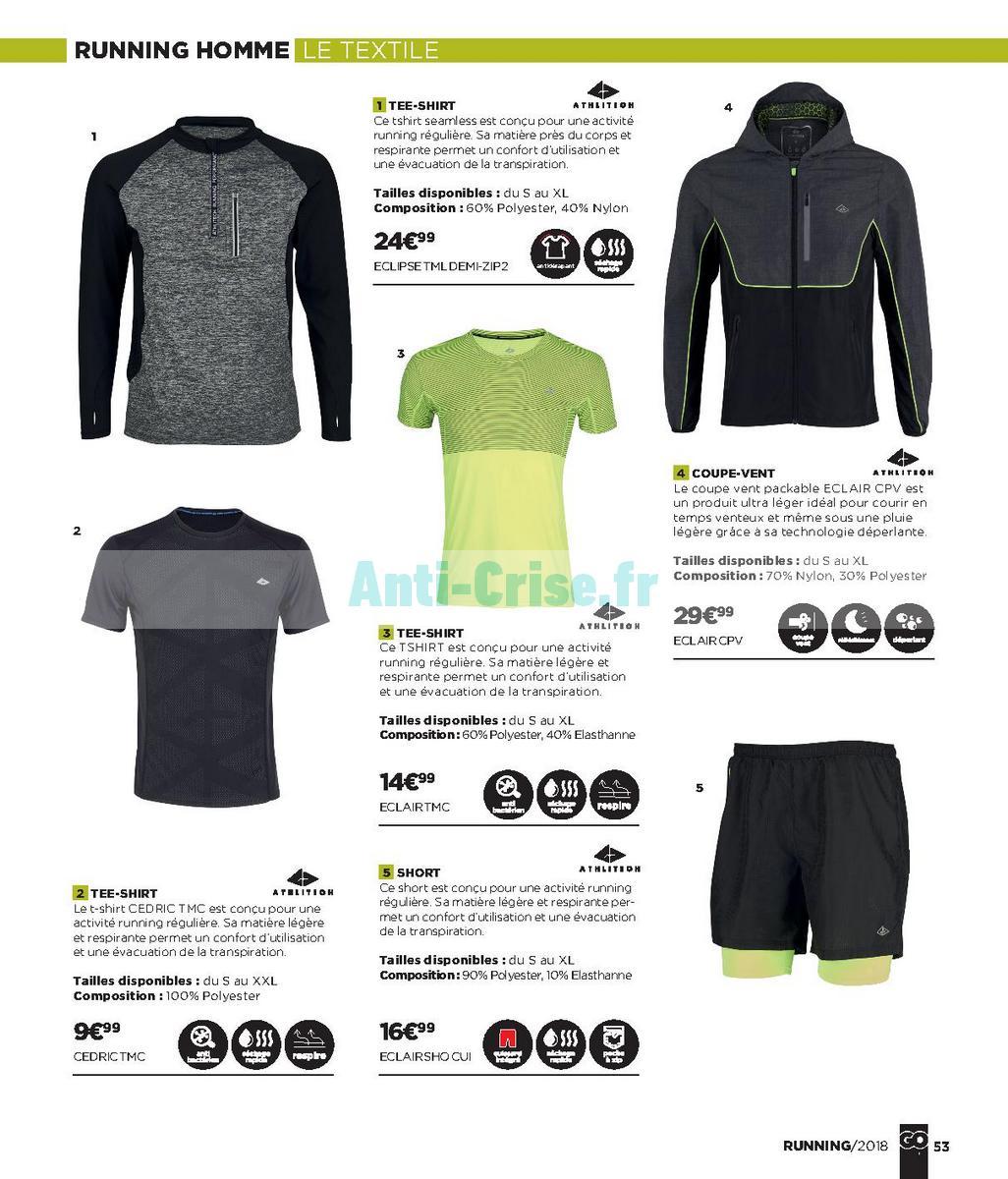 septembre2018 Catalogue Go Sport du 28 avril au 21 septembre 2018 (Running) (53)