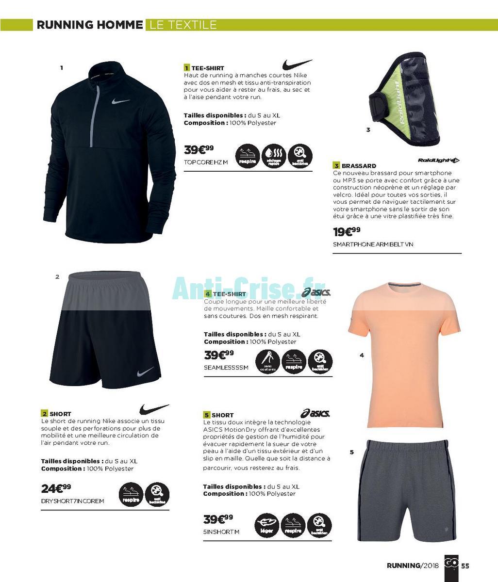 septembre2018 Catalogue Go Sport du 28 avril au 21 septembre 2018 (Running) (55)