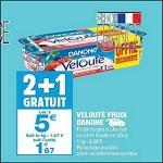 Bon Plan Yaourts Velouté Danone chez Carrefour Market (24/04 - 06/05) - anti-crise.fr