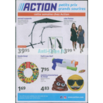 Catalogue Action du 30 mai au 5 juin 2018