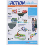 Catalogue Action du 9 au 15 mai 2018