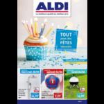 Catalogue Aldi du 30 mai au 5 juin 2018