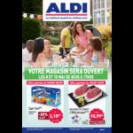 Catalogue Aldi du 8 au 15 mai 2018