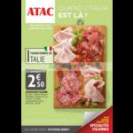 Catalogue Atac du 24 au 28 mai 2018