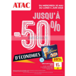 Catalogue Atac du 30 mai au 4 juin 2018