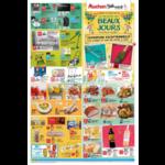 Catalogue Auchan du 21 mai 2018 (Béthune)