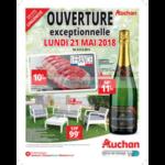Catalogue Auchan du 21 mai 2018 (Longuenesse)