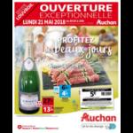 Catalogue Auchan du 21 mai 2018 (Louvroil)