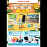 Catalogue Auchan du 21 mai 2018 (Villars)