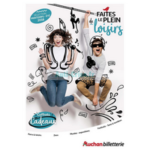 Catalogue Auchan du 23 mai au 15 juillet 2018 (Billetterie)