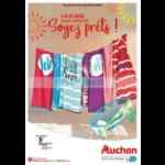 Catalogue Auchan du 30 mai au 5 juin 2018 (Plage)