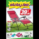 Catalogue Bazarland du 16 au 27 mai 2018