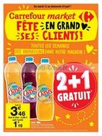 Carrefour Market du 12 au 24 juin