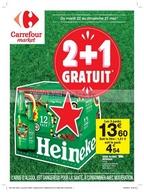 Carrefour Market du 22 au 27 mai