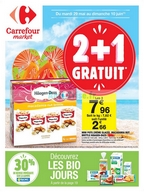 Carrefour Market du 29 mai au 10 juin