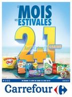 Carrefour du 12 au 25 juin