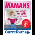 Catalogue Carrefour du 15 au 27 mai 2018 (Fête des Mères)