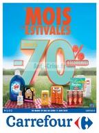Carrefour du 29 mai au 11 juin