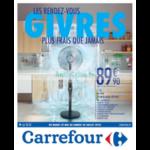 Catalogue Carrefour du 29 mai au 28 juillet 2018 (RDV Givrés)