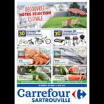Catalogue Carrefour du 5 au 11 juin 2018 (Sartrouville)