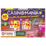 Catalogue Casino du 22 mai au 3 juin 2018