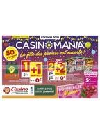 Casino du 22 mai au 3 juin