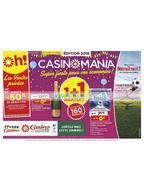 Casino du 5 au 17 juin