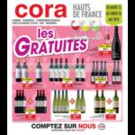 Catalogue Cora du 15 au 26 mai 2018 (Nord - Vin)