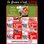 Catalogue Cora du 18 au 21 mai 2018 (Garges)