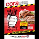 Catalogue Cora du 25 mai au 2 juin 2018 (Amphion)
