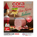 Catalogue Cora du 29 mai au 9 juin 2018 (Italie)
