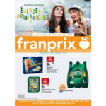 Catalogue Franprix du 23 mai au 3 juin 2018