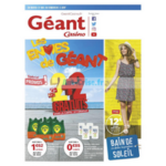 Catalogue Géant Casino du 22 mai au 3 juin 2018