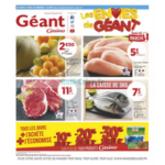 Catalogue Géant Casino du 29 mai au 10 juin 2018