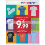 Catalogue Intersport du 14 au 26 mai 2018
