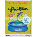 Catalogue La Foir'Fouille du 23 au 29 mai 2018