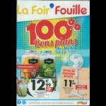 Catalogue La Foir'Fouille du 28 mai au 10 juin 2018