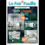 Catalogue La Foir'Fouille du 6 au 16 juin 2018