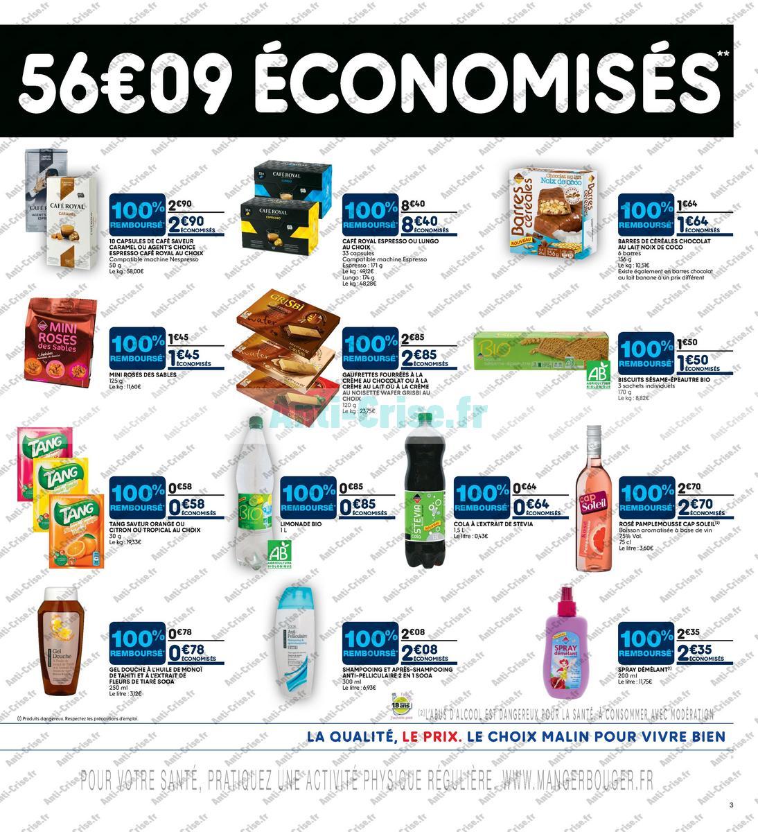 Catalogue Leader Price du 22 mai au 3 juin 2018 (Le Mois 100% Remboursé Vague 2) (3)